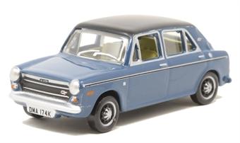 76AUS005 Austin 1300 Teal Blue £4.50