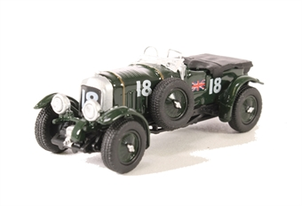 76BB002 Bentley Blower French Grand Prix 1930 No.8 Birkin