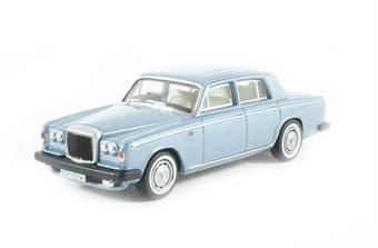 76BT2001 Bentley T2 Saloon in Caribbean blue