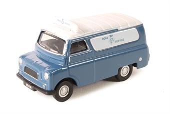 76CA028 Bedford CA Van RAC