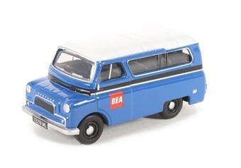 76CA029 Bedford CA Minibus BEA
