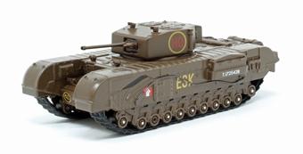 76CHT004 Churchill Tank 6th Guards Brigade 1943
