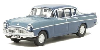 76CRE010 Vauxhall Cresta Moonlight Blue/Bermuda Blue