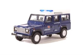 76DEF014 Land Rover Defender Station Wagon RNLI