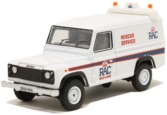 76DEF015 Land Rover Defender LWB Hard Back RAC