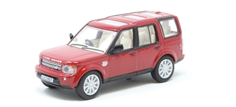 76DIS005 Land Rover Discovery 4 Firenze Red