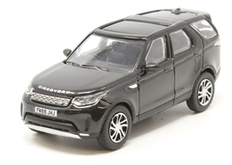 76DIS5002 Land Rover Discovery 5 HSE LUX Santorini Black