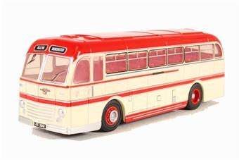 Oxford 76DR001 Duple Roadmaster Belle Vue Coaches 1:76 Scale
