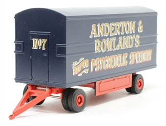 76DTR002 Dodgem Trailer Anderton & Rowlands