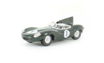 76DTYP001 Jaguar D Type 1956 Le Mans