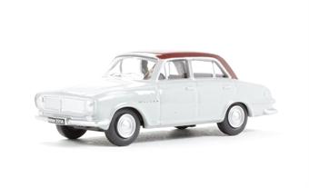 "76FB001 Vauxhall FB Victor ""Venetian Red/Gull Grey"""
