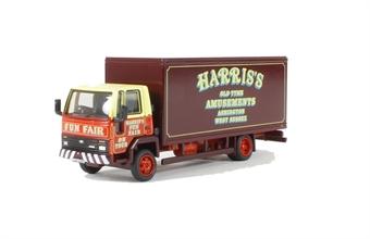 76FCG003 Ford Cargo Box Van Harris