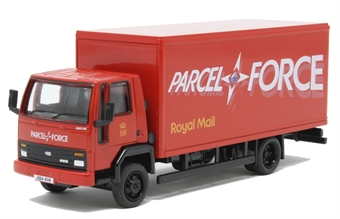 76FCG005 Ford Cargo Box Van Parcelforce