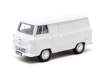 76FDE010 Ford 400E Van Cargo Grey
