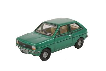 76FF005 Ford Fiesta Mk1 Jade Green