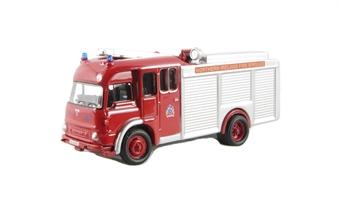 "76FIRE004 Bedford TK Carmichael Fire Engine ""N. Ireland Fire Brigade"""