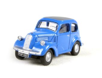 76FP001 Ford Popular 103E in Winchester blue
