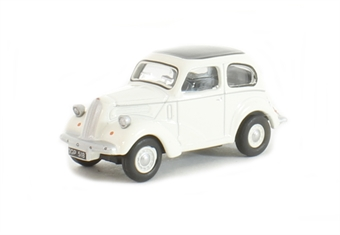 76FP005 Ford Popular 103E Ermine White