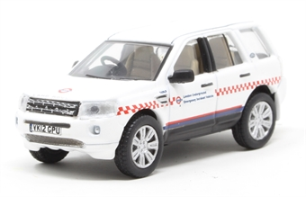 76FRE005 Land Rover Freelander - London Underground