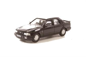 76FS001 Ford Sierra Sapphire Ebony Black