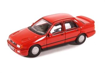 76FS003 Ford Sierra Sapphire Radiant Red