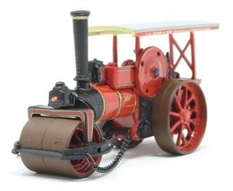 76FSR006 Fowler Steam Roller No.15981Eve