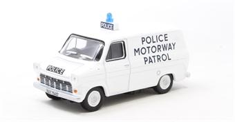 76FT1007 Ford Transit Mk1 Police Motorway Patrol (Gwent)