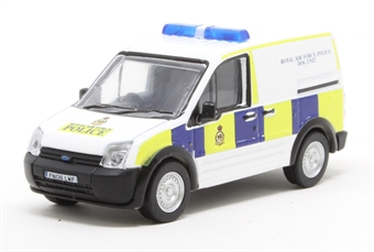 76FTC012 Ford Transit Connect RAF Police Dog Unit