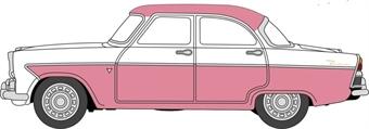 76FZ003 Ford Zodiac MKII Ermine White And Pink