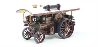 "76GDSF001 Burrell 8nhp DCC Showmans Locomotive ""The Masterpiece"""