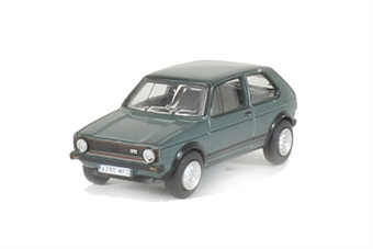 76GF005 Golf GTI Lhasa Green Metallic