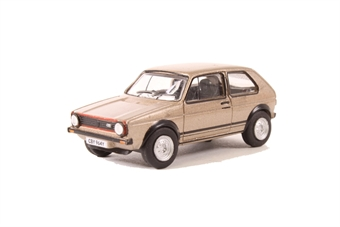 76GF006 VW Golf GTI Diamond Copper Brown Metallic