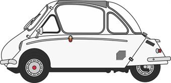76HE004 Heinkel Trojan Polar White