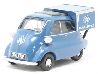 76IS002 BMW Isetta RAC £4.50