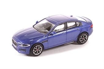 76JXE002 Jaguar XE Bluefire