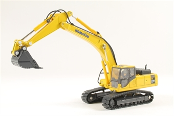 76KOM001 Komatsu PC340 with standard (fully poseable) boom