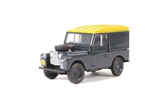 76LAN188021 Land Rover Series 1 88 Hard Back RAF