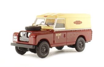 """76LAN2001 Land Rover Series II """"British Railways"""""""