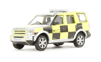 """76LRD004 Land Rover Discovery Mk3 """"Highways Agency"""""""