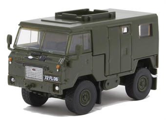 76LRFCS002 Land Rover FC Signals Nato Green