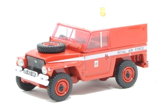 76LRL003 Land Rover 1/2 Ton Lightweight RAF - Red Arrows