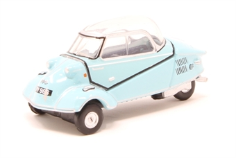 76MBC004 Messerschmitt KR200 Bubble Top Light Blue