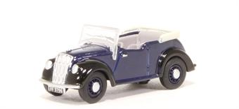 76ME006 Morris Eight E Series Tourer Dark Blue