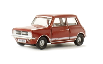 76MINGT001 Mini 1275GT Reynard in red