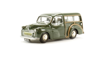 76MMT008 Morris Minor Traveller in Almond green