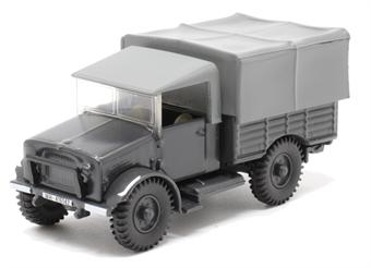 76MWD008 Bedford MWD Captured Luftwaffe