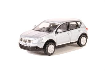 76NQ001 Nissan Qashqai Metallic Faded Denim £4.50