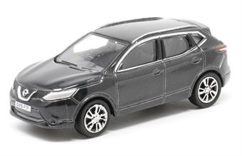 76NQ2002 Nissan Qashqai J11 Pearl Black Metallic