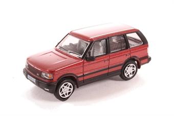 76P38001 Range Rover P38 Rioja Red