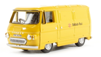 """76PB002 Commer PB Van """"British Rail"""" in yellow"""